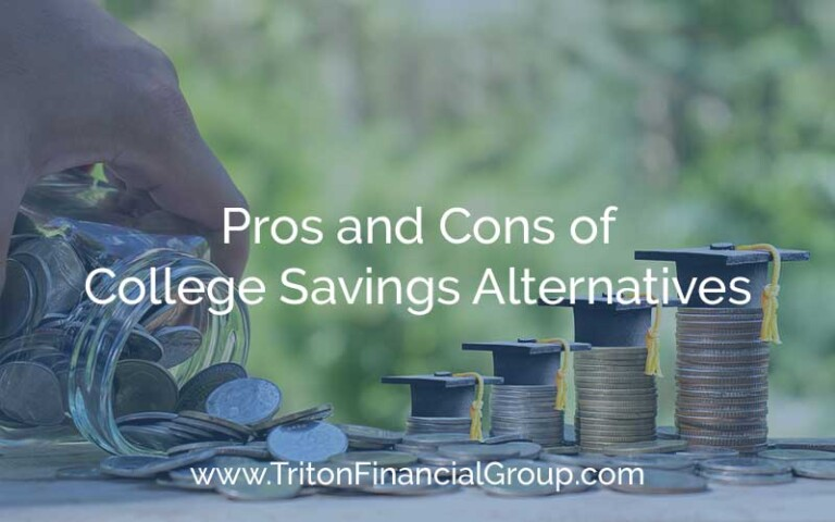 Pros and Cons of College Savings Alternatives