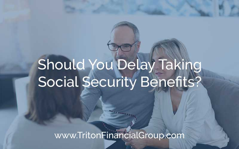 Should You Delay Taking Social Security Benefits?