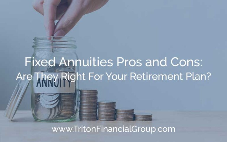 Fixed Annuities Pros and Cons