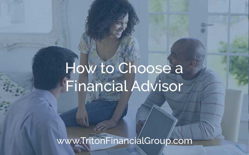 How to Choose a Financial Advisor