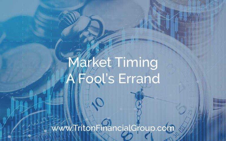 Market Timing - A Fool's Errand