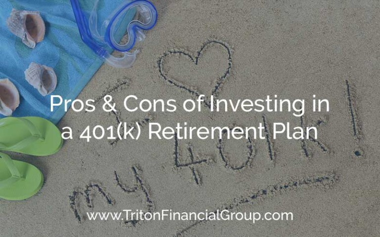 401(k) Retirement Plan - pros and cons