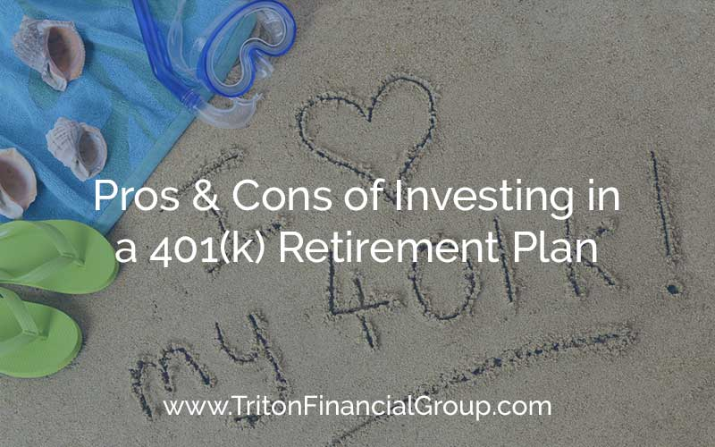 401(k) Plans - pros and cons