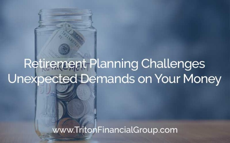 Retirement Planning Challenges