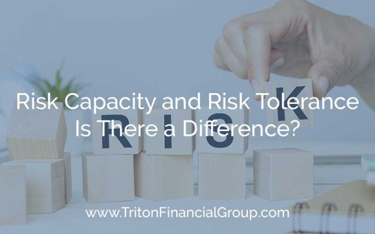 Risk Capacity and Risk Tolerance - Is There a Difference?