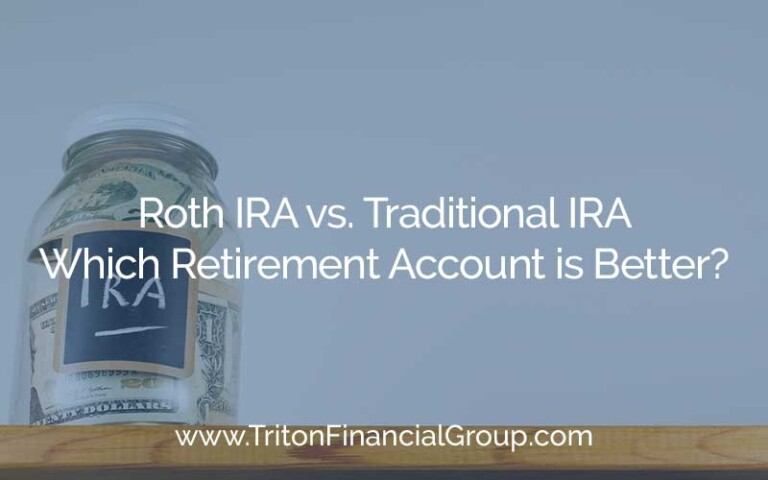 Roth IRA vs. Traditional IRA – Which Retirement Account is Better?