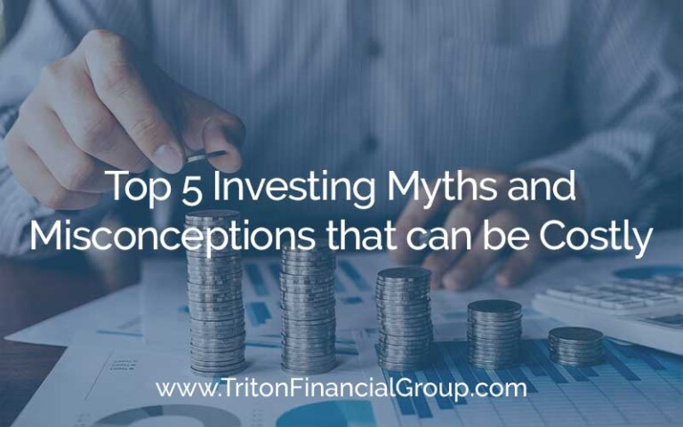 Top 5 Investing Myths and Misconceptions that can be Costly