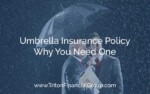 Umbrella Insurance Policy – Why You Need One