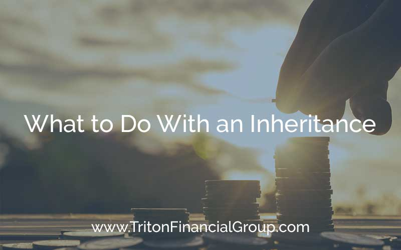 What To Do with an Inheritance
