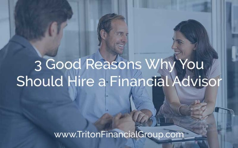 3 Good Reasons Why You Should Hire a Financial Advisor